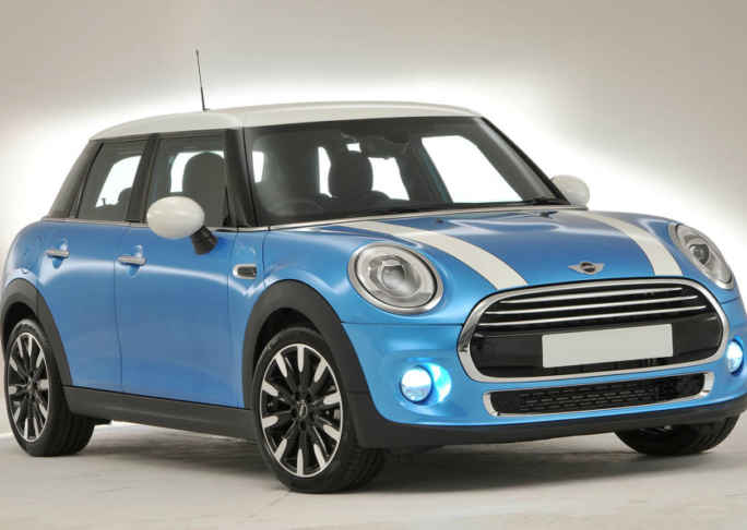 Mini 5 Door Cooper 4 Star Car